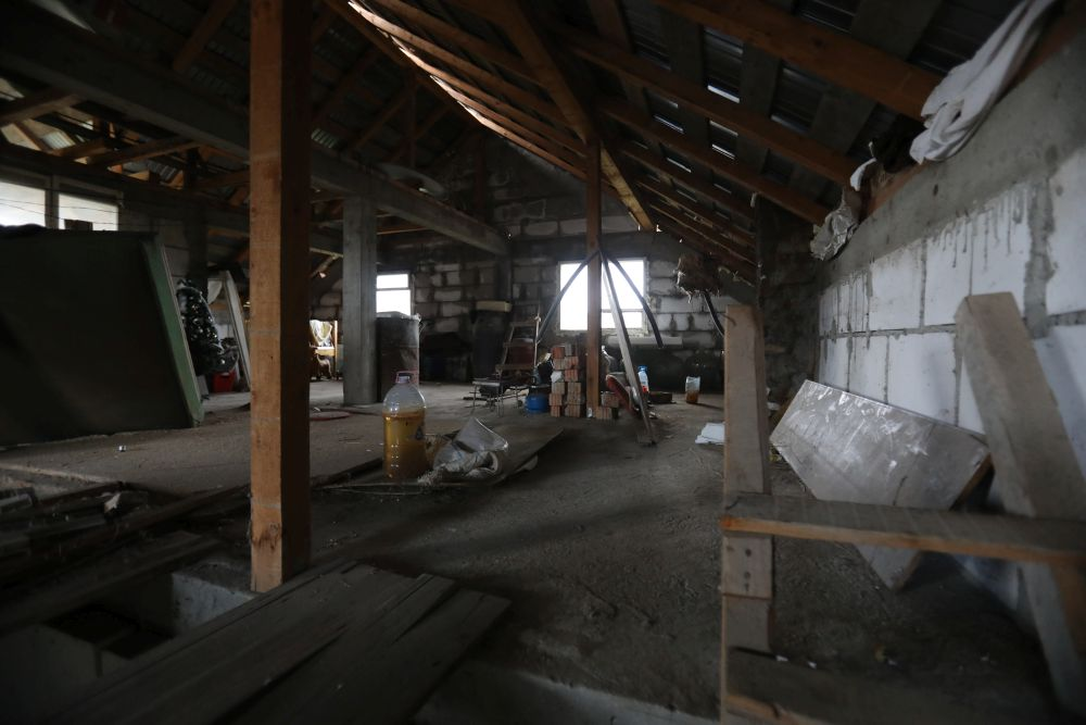 adelaparvu.com despre renovarea casei familiei Motrogan, Urziceni, ep 2, sez 4 Visuri la cheie, dormitor mansarda, Foto Razvan Lupica (7)