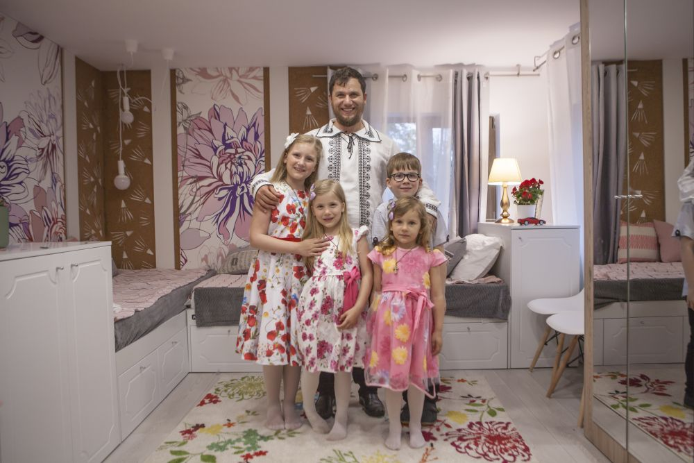 adelaparvu.com despre renovarea casei familiei Serbana din Nedelea, episodul 1, sezonul 4, Visuri la cheie, Foto Zucchero Media (12)