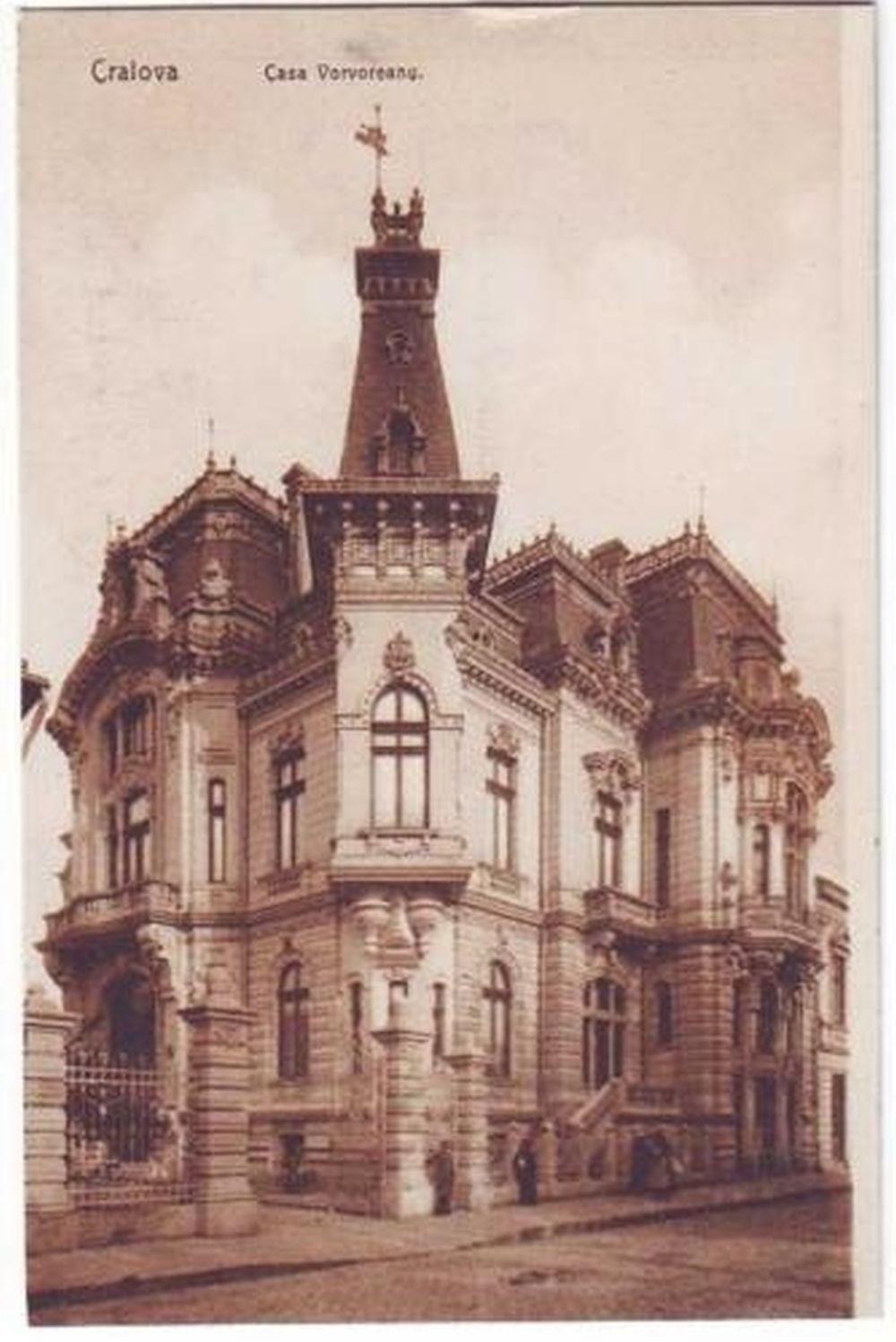 adelaparvu.com despre restaurarea de la Palatul Vorvoreanu din Craiova (2)