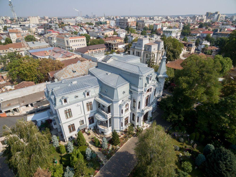 adelaparvu.com despre restaurarea de la Palatul Vorvoreanu din Craiova (5)