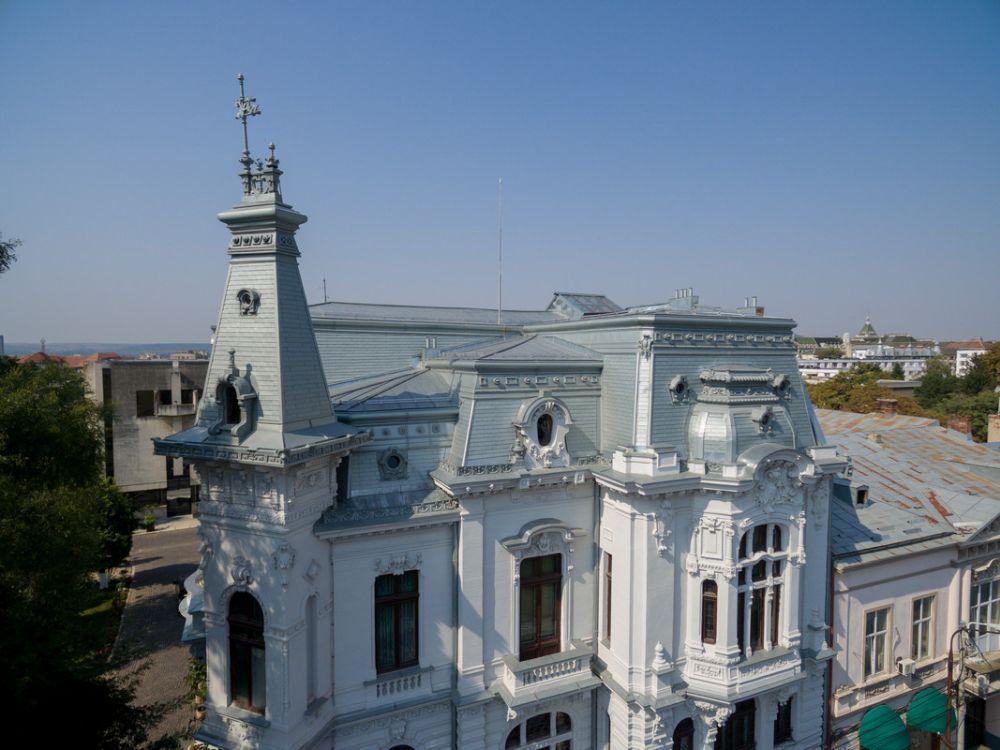 adelaparvu.com despre restaurarea de la Palatul Vorvoreanu din Craiova (7)