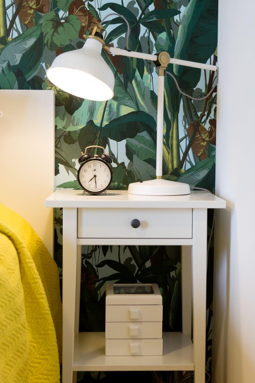 adelaparvu.com despre apartament 60 mp, Polonia, Designer Pawel Liszewski, Foto Tomasz Suszczynski, Dormitor (6)