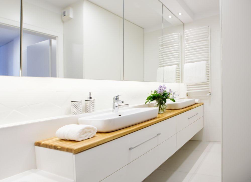 adelaparvu.com despre apartament 60 mp, Polonia, Designer Pawel Liszewski, Foto Tomasz Suszczynski, baie (1)