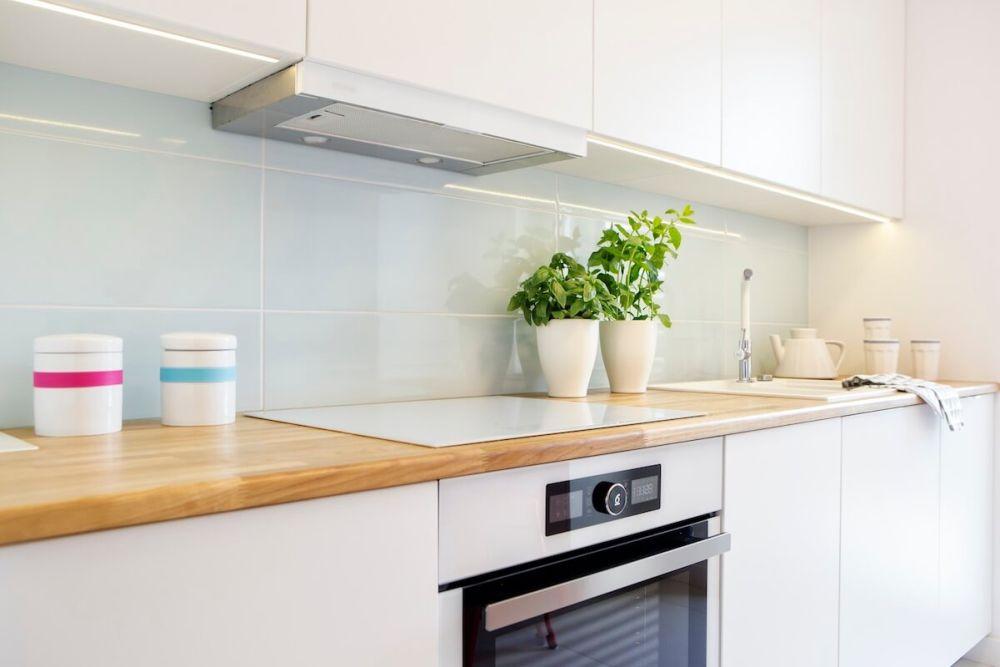 adelaparvu.com despre apartament 60 mp, Polonia, Designer Pawel Liszewski, Foto Tomasz Suszczynski, bucatarie (3)