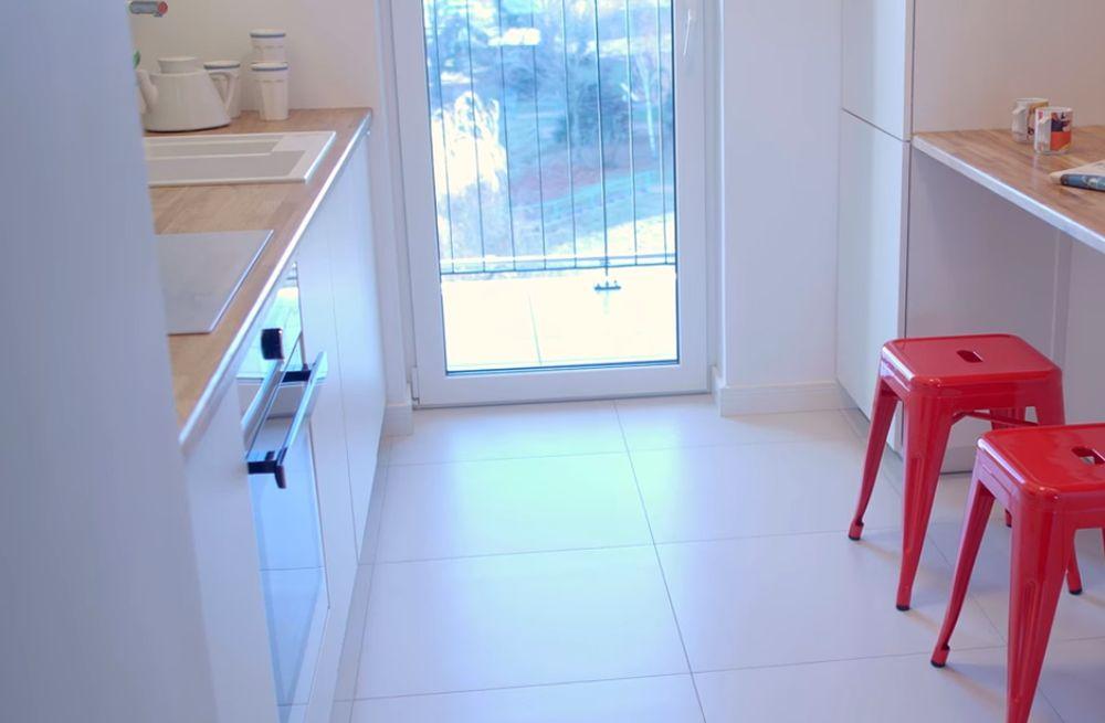 adelaparvu.com despre apartament 60 mp, Polonia, Designer Pawel Liszewski, Foto Tomasz Suszczynski, bucatarie (6)