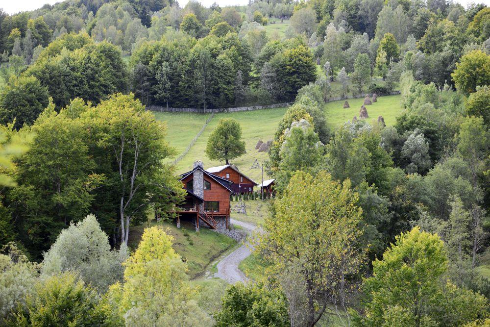 adelaparvu.com despre cabana de unte, Valea Doftana, Cabana Sub Bai, Foto Corneliu David (3)