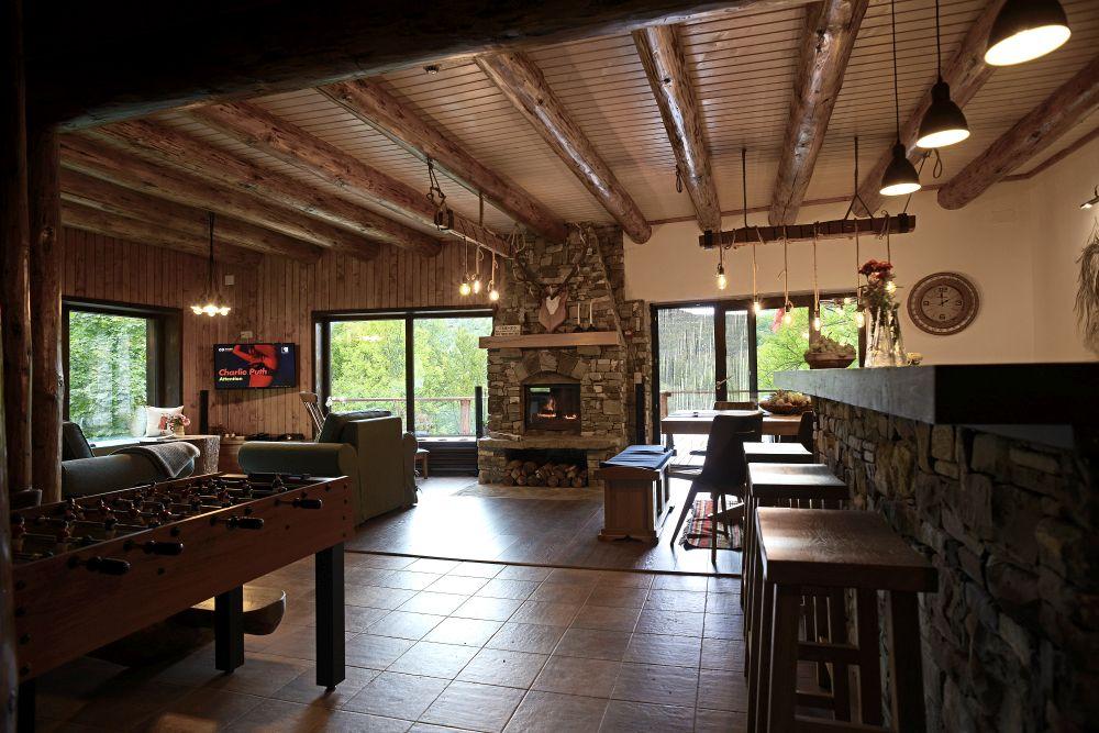 adelaparvu.com despre cabana de unte, Valea Doftana, Cabana Sub Bai, Foto Corneliu David (34)