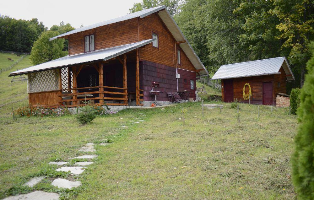 adelaparvu.com despre cabana de unte, Valea Doftana, Cabana Sub Bai, Foto Corneliu David (5)
