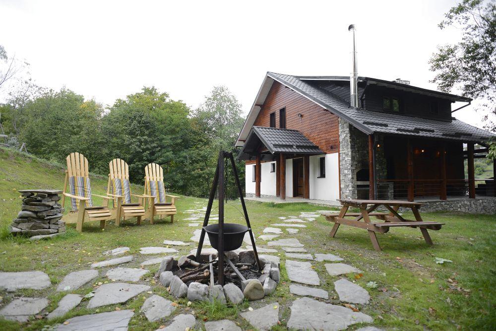adelaparvu.com despre cabana de unte, Valea Doftana, Cabana Sub Bai, Foto Corneliu David (8)