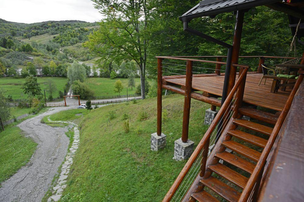 adelaparvu.com despre cabana de unte, Valea Doftana, Cabana Sub Bai, Foto Corneliu David (9)