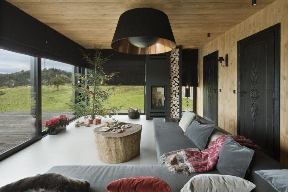 adelaparvu.com despre casa contemporana inspirata de arhitectura traditionala, Design Hola Design Studio, arhitectura Exterior, Foto Yassen Hristov (1)