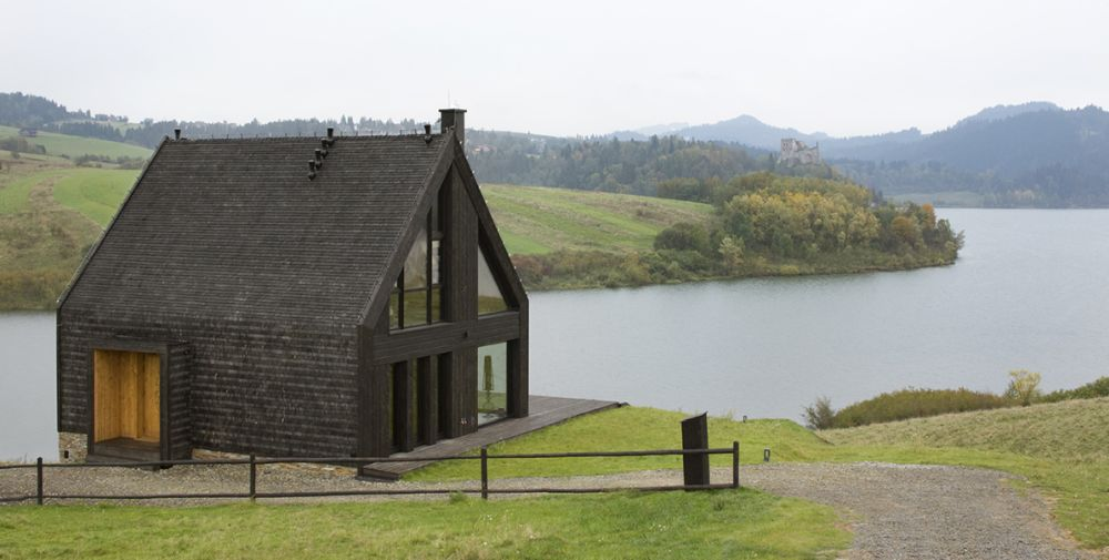 adelaparvu.com despre casa contemporana inspirata de arhitectura traditionala, Design Hola Design Studio, arhitectura Exterior, Foto Yassen Hristov (16)