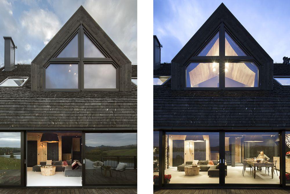 adelaparvu.com despre casa contemporana inspirata de arhitectura traditionala, Design Hola Design Studio, arhitectura Exterior, Foto Yassen Hristov (18)