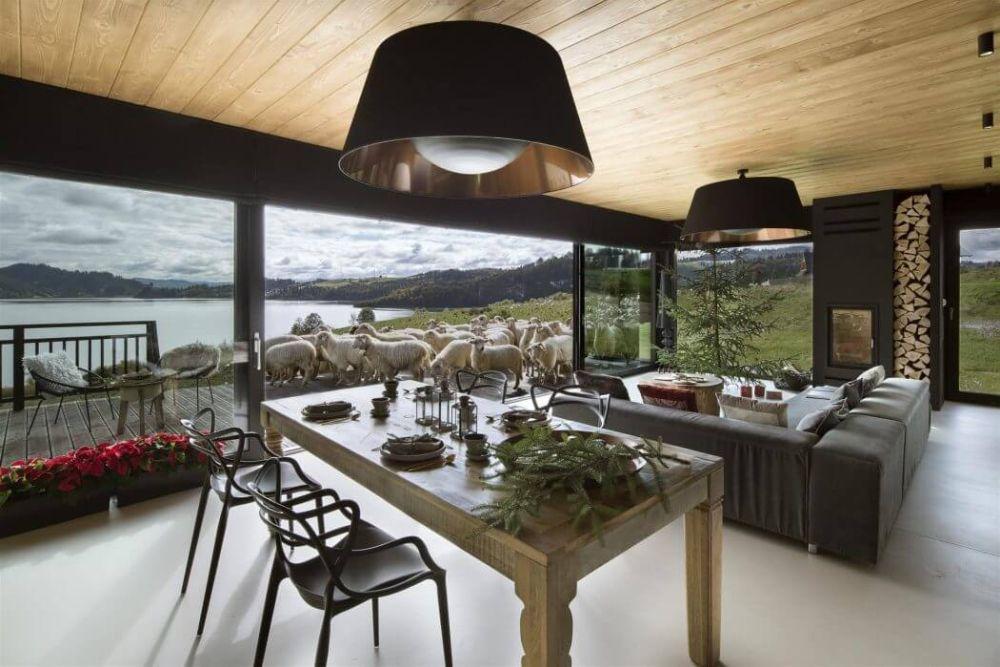 adelaparvu.com despre casa contemporana inspirata de arhitectura traditionala, Design Hola Design Studio, arhitectura Exterior, Foto Yassen Hristov (2)
