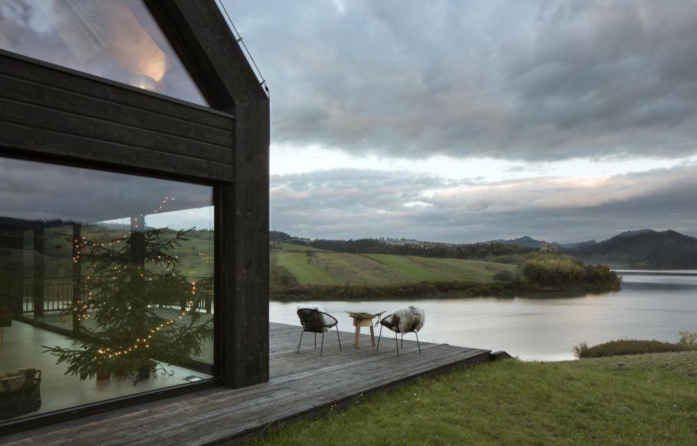 adelaparvu.com despre casa contemporana inspirata de arhitectura traditionala, Design Hola Design Studio, arhitectura Exterior, Foto Yassen Hristov (23)