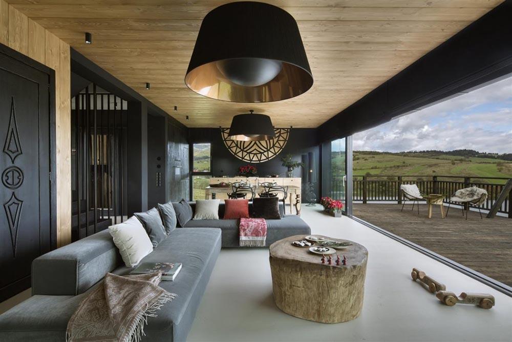 adelaparvu.com despre casa contemporana inspirata de arhitectura traditionala, Design Hola Design Studio, arhitectura Exterior, Foto Yassen Hristov (4)