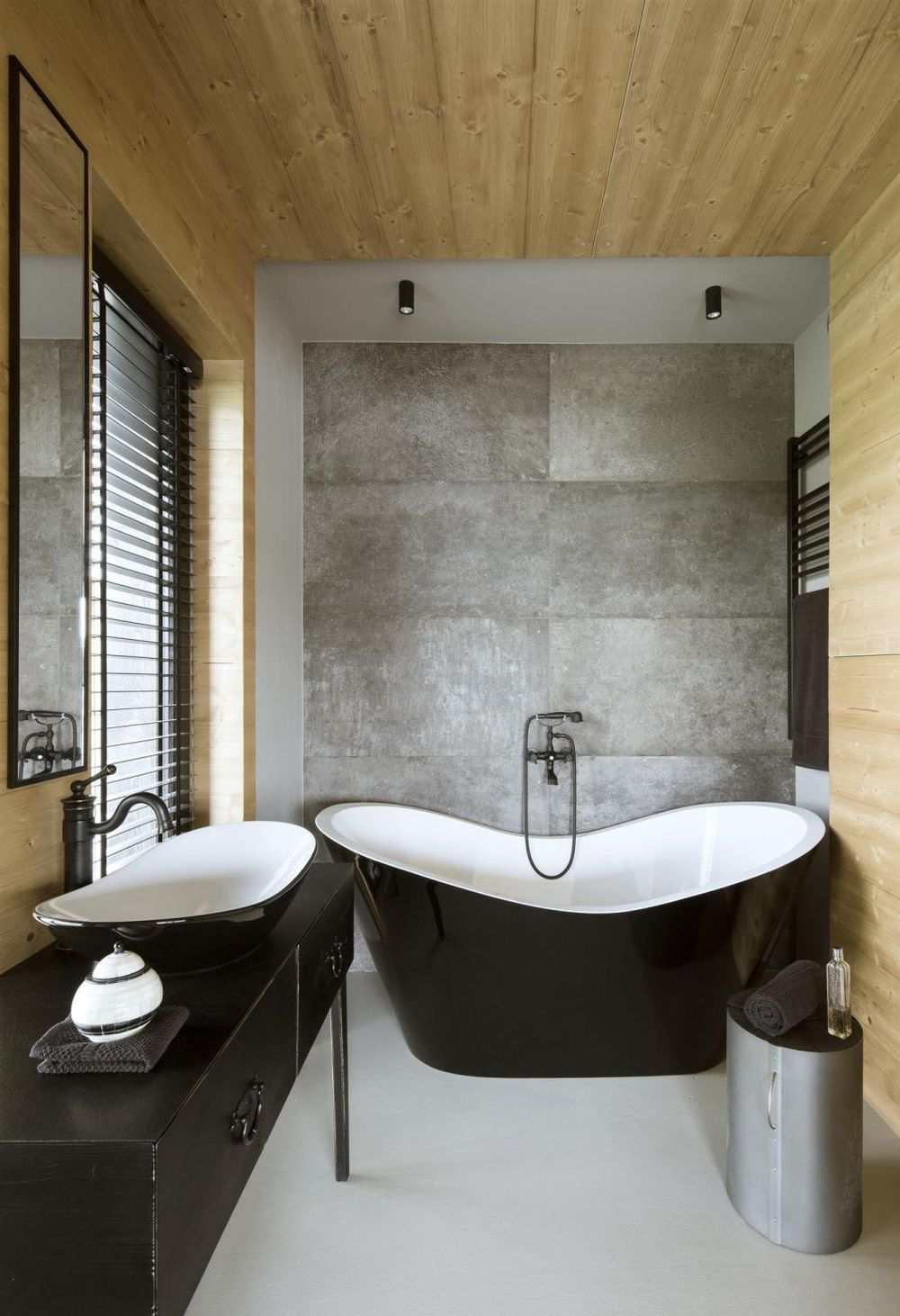 adelaparvu.com despre casa contemporana inspirata de arhitectura traditionala, Design Hola Design Studio, arhitectura Exterior, Foto Yassen Hristov (6)