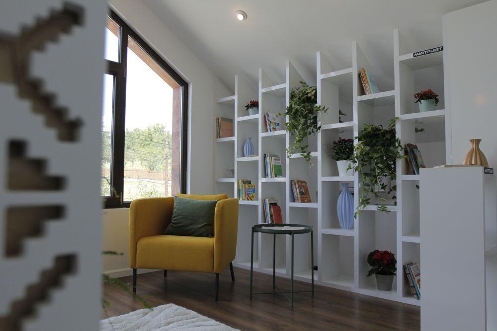 adelaparvu.com despre casa familiei Marinoiu, episodul 6, sezonul 4, Visuri la cheie, Foto ProTV, living, camera de zi (4)