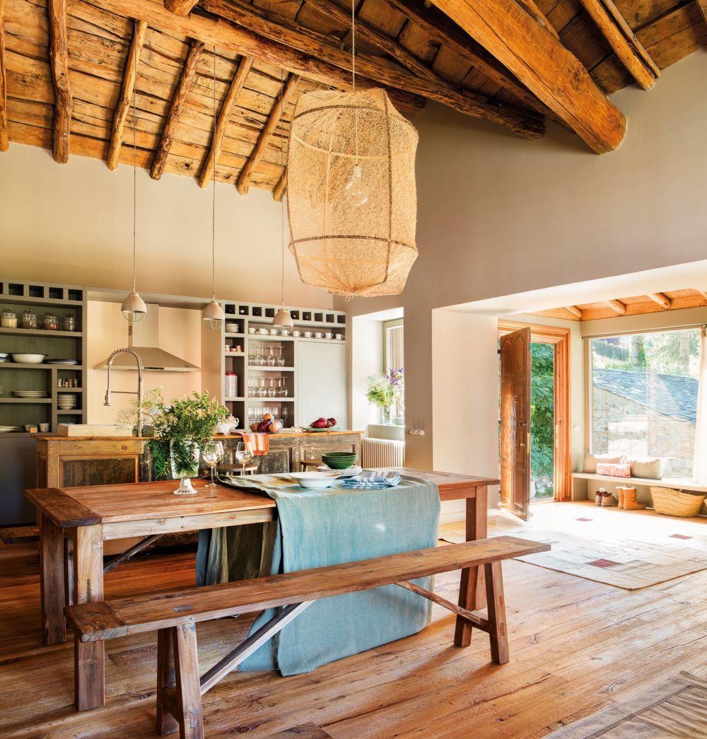 adelaparvu.com despre casa la munte, Spania, arhitect Tote Moreno, Foto Pepa Oromi (14)