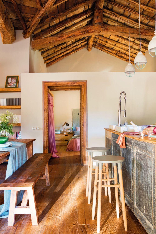 adelaparvu.com despre casa la munte, Spania, arhitect Tote Moreno, Foto Pepa Oromi (2)