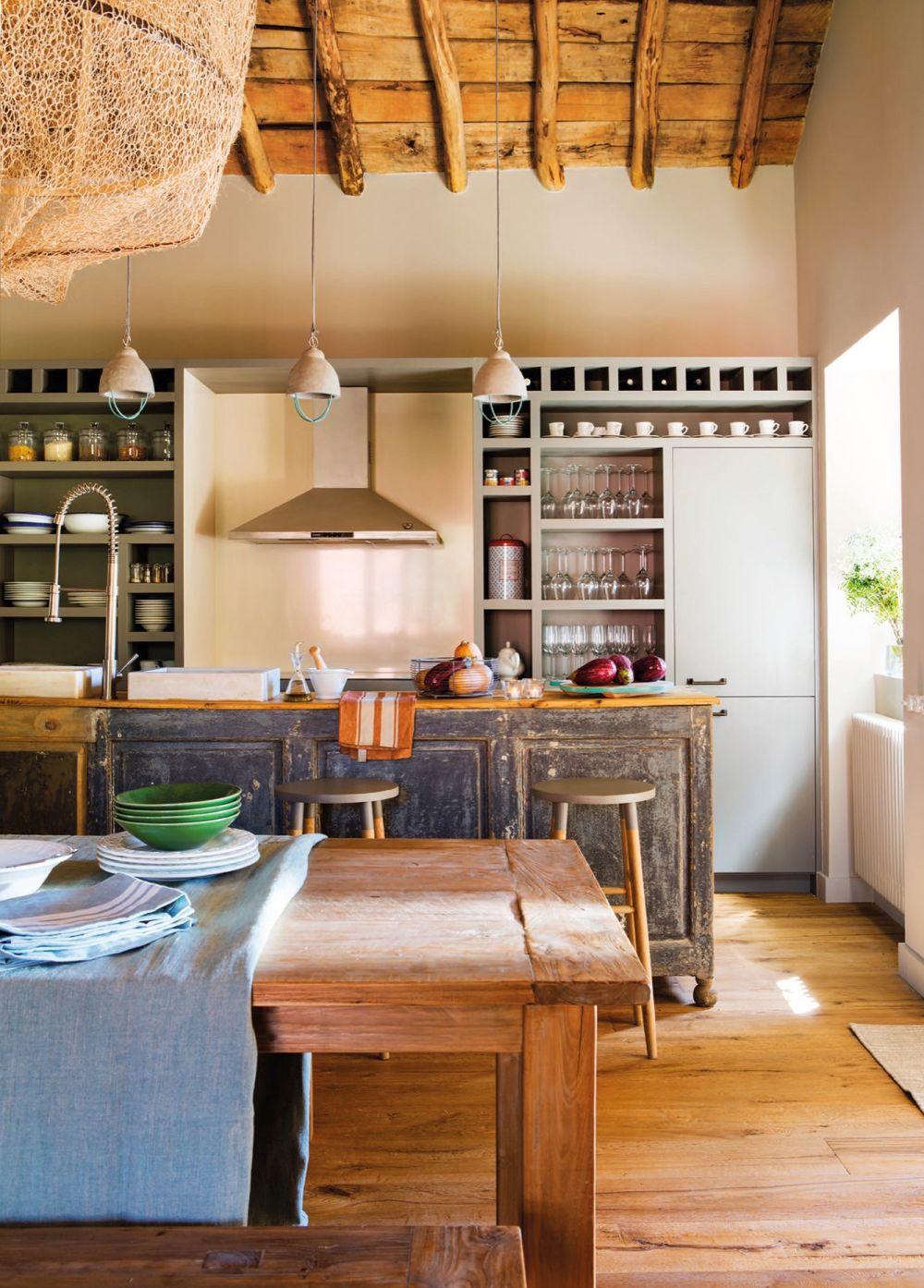 adelaparvu.com despre casa la munte, Spania, arhitect Tote Moreno, Foto Pepa Oromi (4)