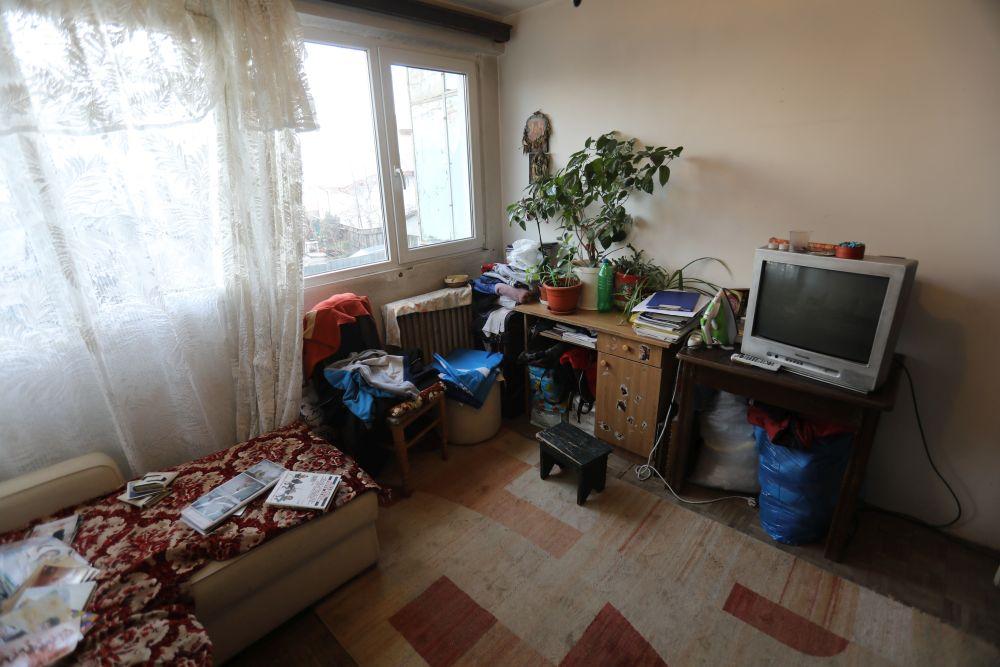 adelaparvu.com despre foto inainte de renovarea apartamentului familiei Costache din Bucuresti, episodul 4, sezonul 4 Visuri la cheie (2)