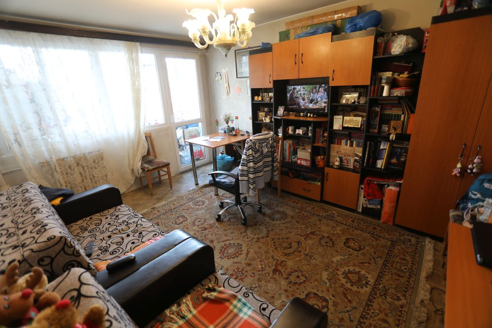 adelaparvu.com despre foto inainte de renovarea apartamentului familiei Costache din Bucuresti, episodul 4, sezonul 4 Visuri la cheie (3)