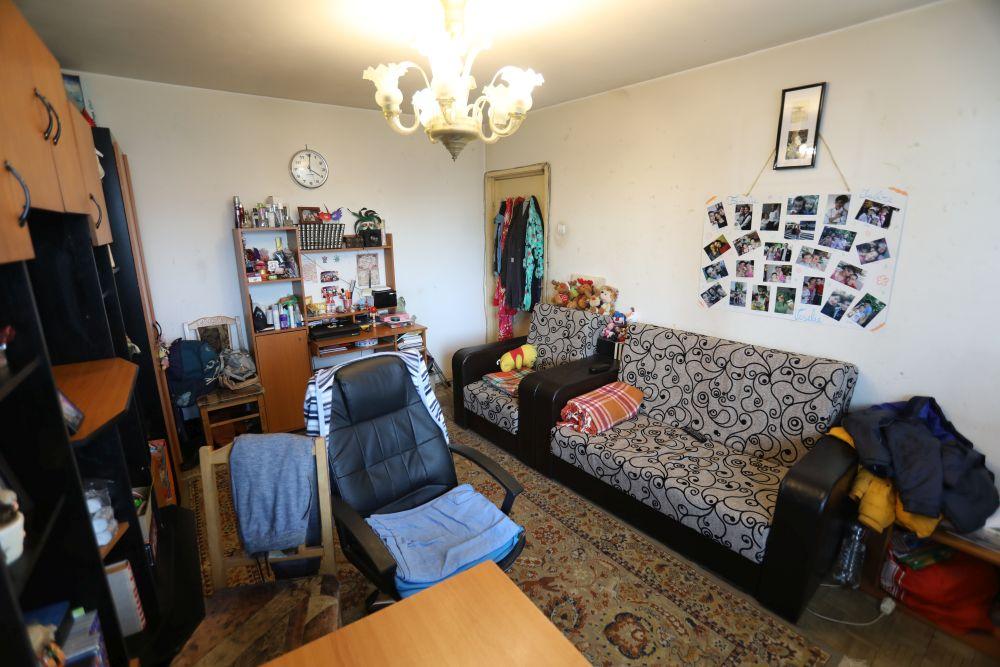 adelaparvu.com despre foto inainte de renovarea apartamentului familiei Costache din Bucuresti, episodul 4, sezonul 4 Visuri la cheie (5)