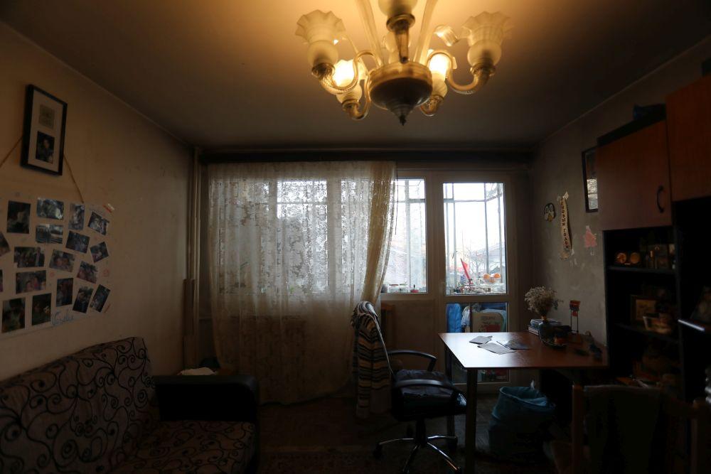 adelaparvu.com despre foto inainte de renovarea apartamentului familiei Costache din Bucuresti, episodul 4, sezonul 4 Visuri la cheie (6)