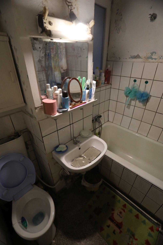 adelaparvu.com despre foto inainte de renovarea apartamentului familiei Costache din Bucuresti, episodul 4, sezonul 4 Visuri la cheie (9)