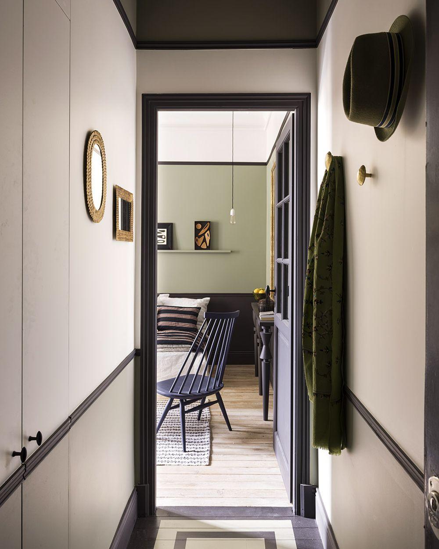 adelaparvu.com despre garsoniera 18 mp, Paris, Designer Marianne Evennou, Foto Stephan Jullaird (3)