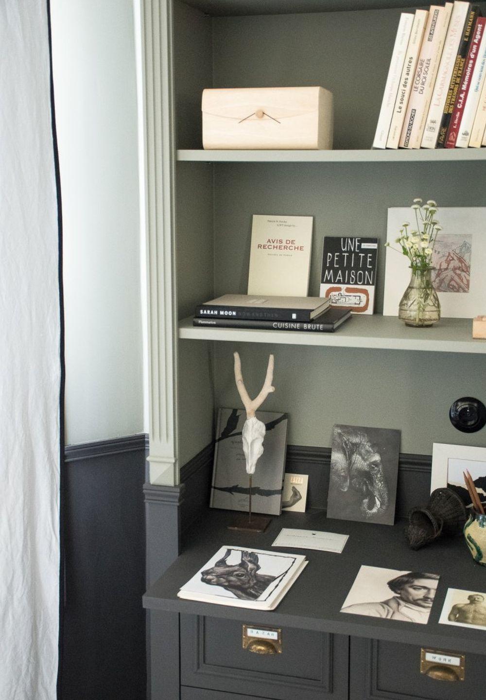 adelaparvu.com despre garsoniera 18 mp, Paris, Designer Marianne Evennou, Foto via Marianne Evennou (5)