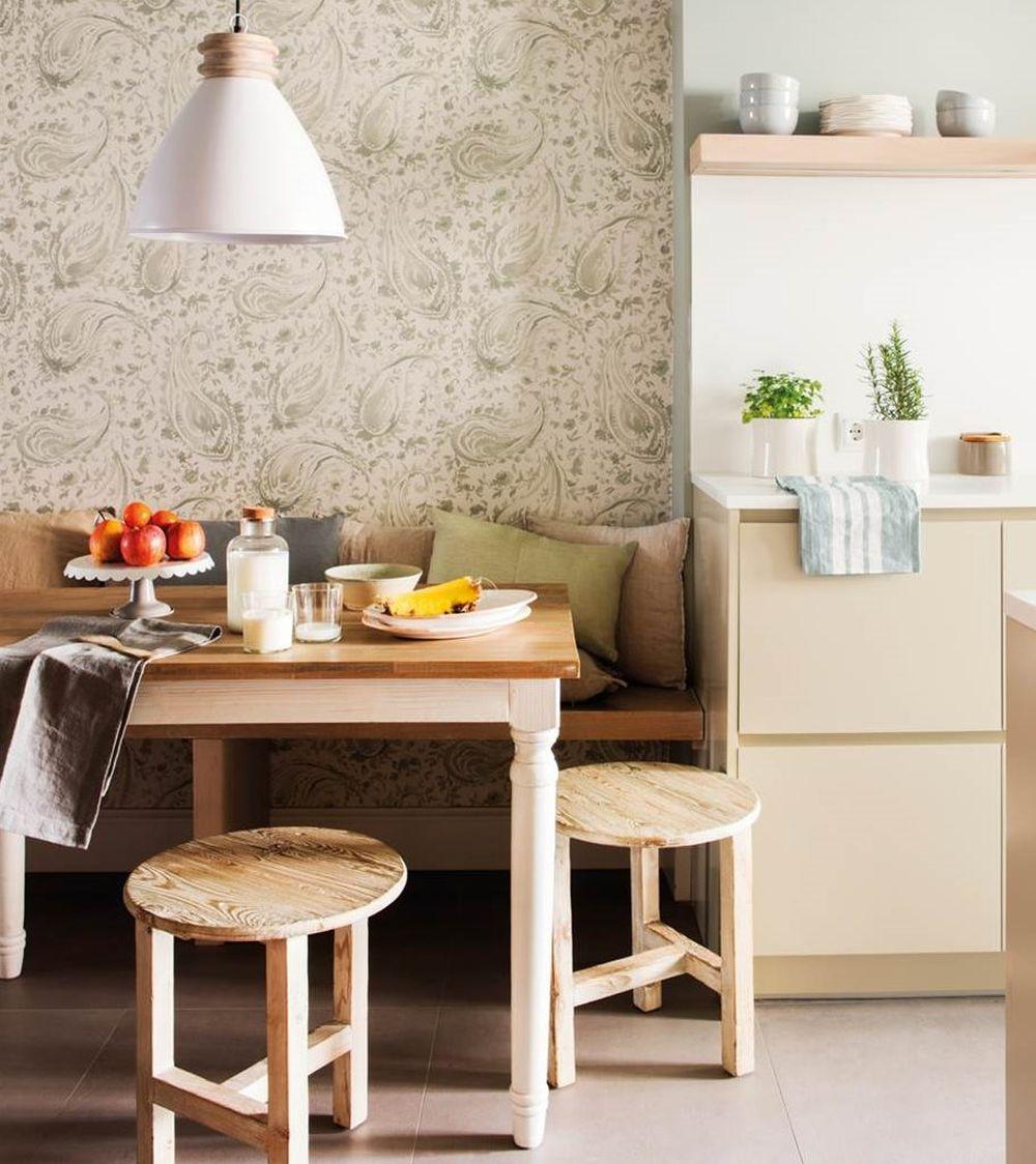 adelaparvu.com despre idei pentru locul de masa in bucatarii mici, Foto ElMueble (5)