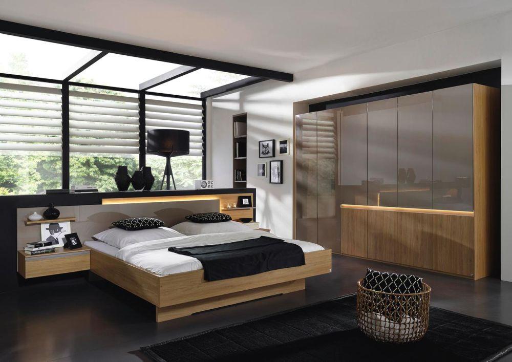 Colectia Atami ce include pat cu noptiere, dulap, comodă. Vezi preț AICI