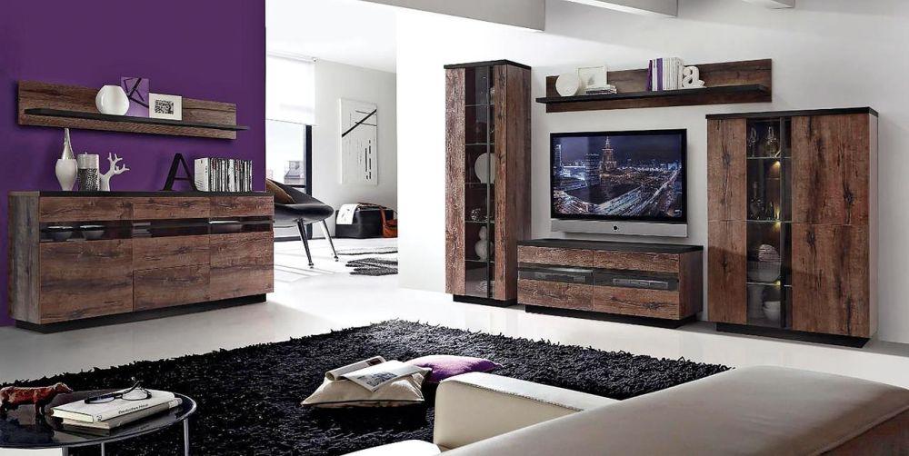 Gama de mobilă pentru living ABRO. Vezi detalii și preț AICI.