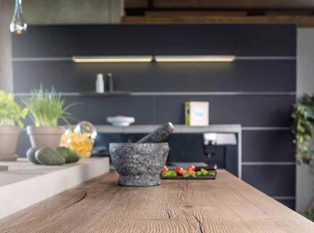 adelaparvu.com despre placare peretelui in bucatarie, panouri pentru bucatarie, Foto Egger (4)