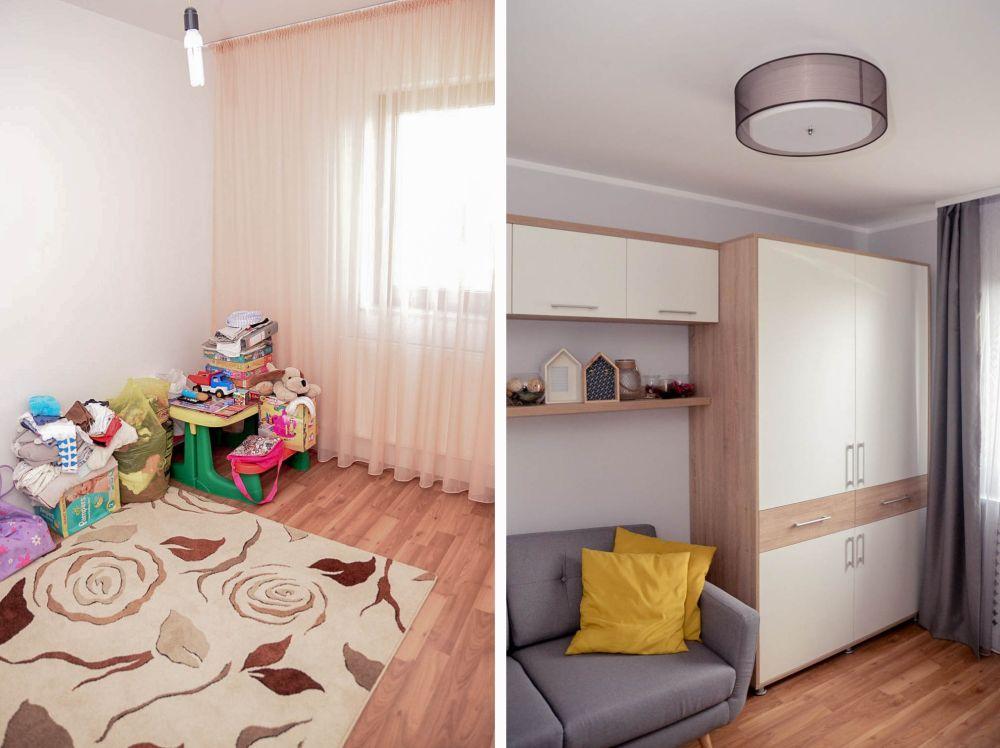 adelaparvu.com despre reamenajare casa Oradea, premiul Kaufland Traieste Fresh, design Ara Design Studio, Camera oaspeti (3)