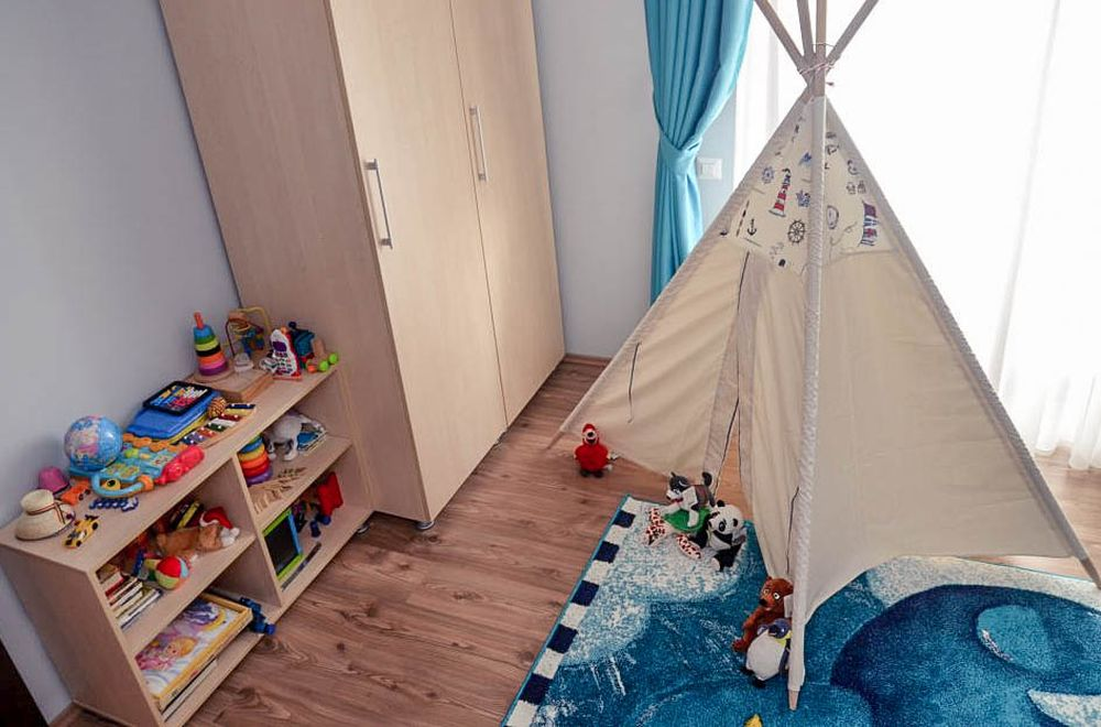 adelaparvu.com despre reamenajare casa Oradea, premiul Kaufland Traieste Fresh, design Ara Design Studio, camera baiat (3)