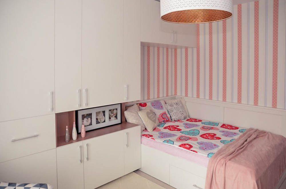 adelaparvu.com despre reamenajare casa Oradea, premiul Kaufland Traieste Fresh, design Ara Design Studio, camera fetita (4)