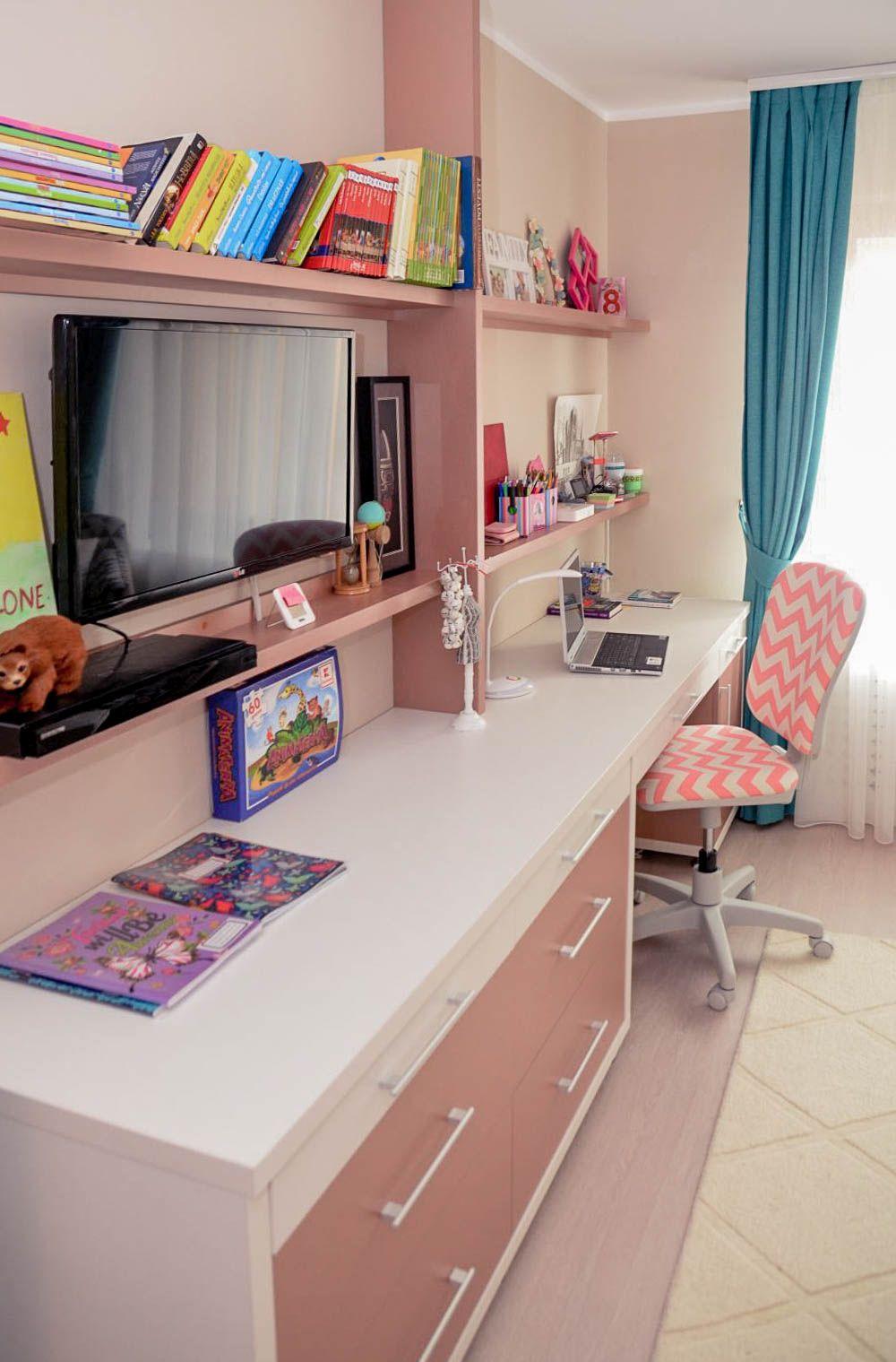 adelaparvu.com despre reamenajare casa Oradea, premiul Kaufland Traieste Fresh, design Ara Design Studio, camera fetita (7)