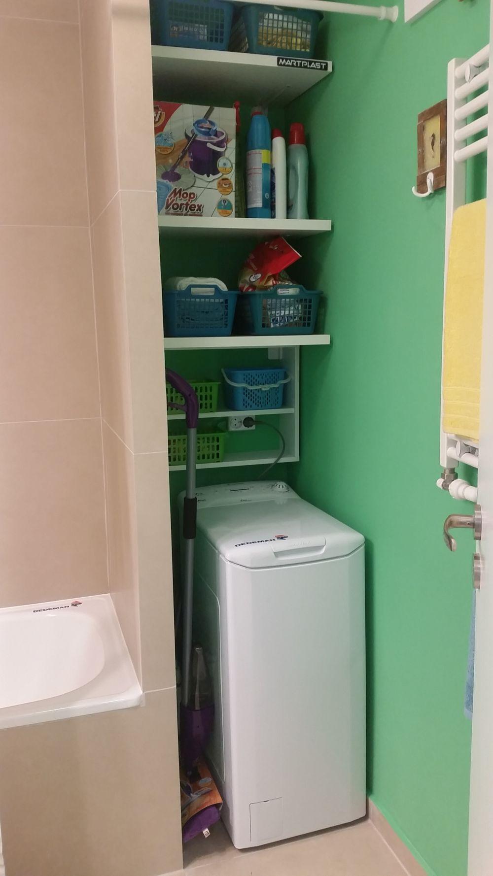 adelaparvu.com despre renovarea apartamentului familiei Costache din Bucuresti, baia, episodul 4, sezonul 4 Visuri la cheie (27)