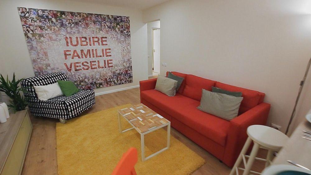 adelaparvu.com despre renovarea apartamentului familiei Costache din Bucuresti, episodul 4, sezonul 4 Visuri la cheie (4)