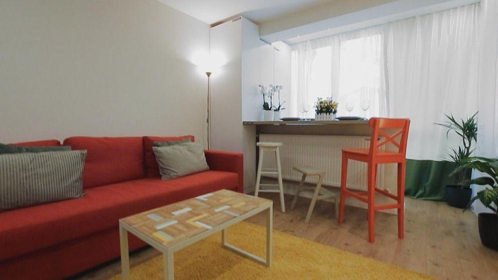 adelaparvu.com despre renovarea apartamentului familiei Costache din Bucuresti, episodul 4, sezonul 4 Visuri la cheie (5)