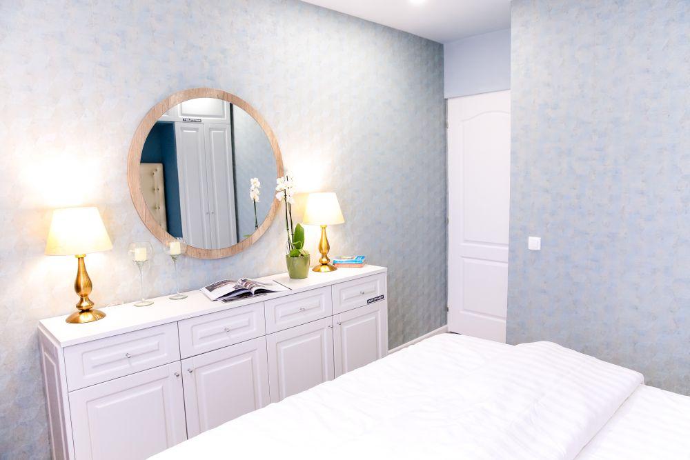 adelaparvu.com despre renovarea apartamentului familiei Jitaru din Campina, episodul 7, sezonul 4, Visuri la cheie, dormitorul parintilor (1)