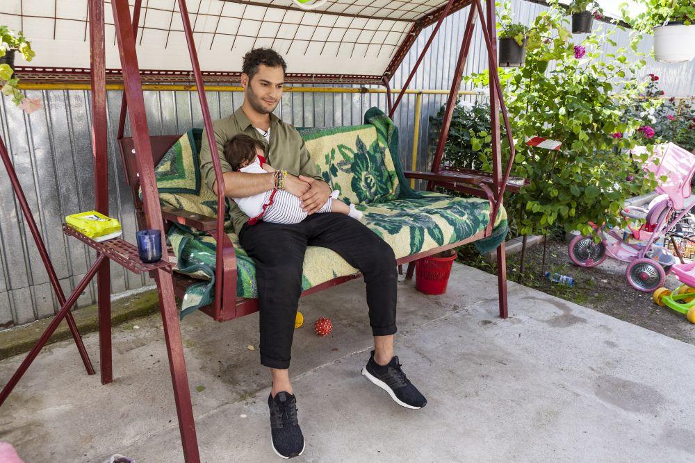 adelaparvu.com despre renovarea casei familiei Cristea din Magurele, DORMITOR PARINTI, episodul 5, sezonul 4, Visuri la cheie (2)