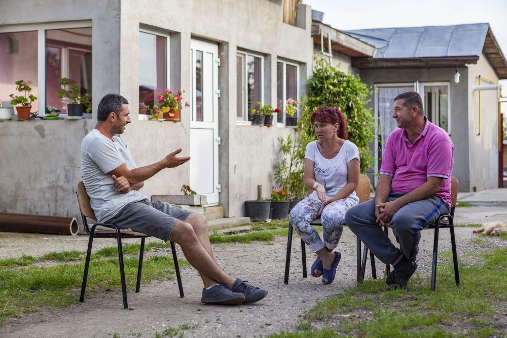 adelaparvu.com despre renovarea casei familiei Cristea din Magurele, DORMITOR PARINTI, episodul 5, sezonul 4, Visuri la cheie (3)