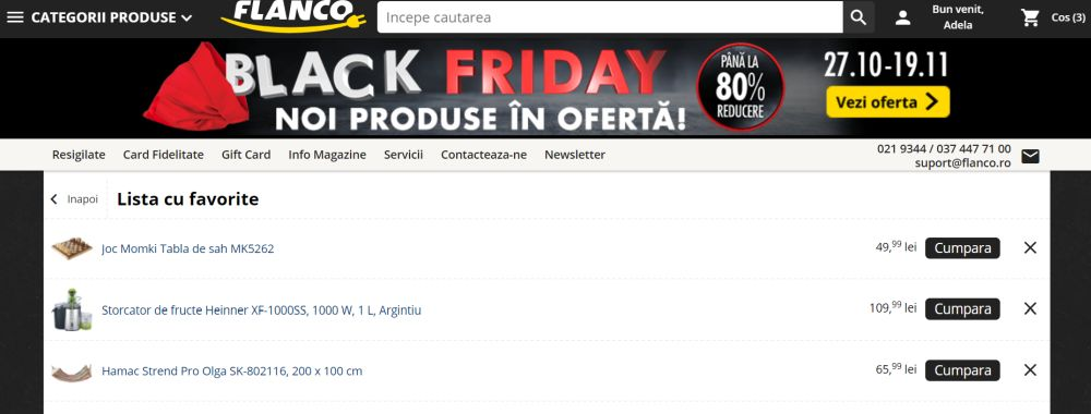 adelaparvu.com despre Concurs Flanco Black Friday 2017 (9)