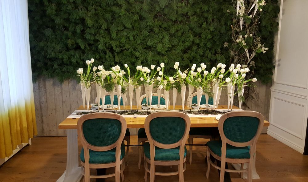 adelaparvu.com despre The wedding Company 2017, designer Nicu Bocancea, Floraria Iris, Foro Carli Marian, iarna (2)