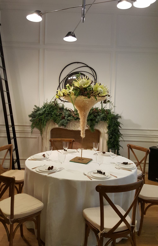 adelaparvu.com despre The wedding Company 2017, designer Nicu Bocancea, Floraria Iris, Foro Carli Marian, iarna (4)