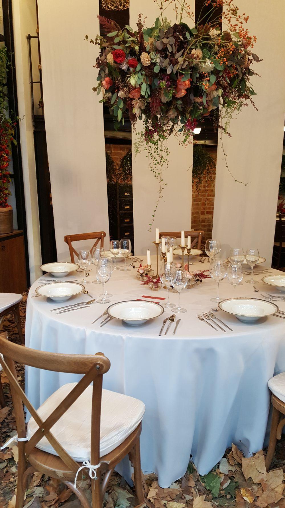 adelaparvu.com despre The wedding Company 2017, designer Nicu Bocancea, Floraria Iris, Foro Carli Marian, toamna (5)